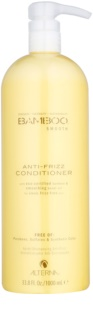Alterna Bamboo Smooth Conditioner To Treat Frizz