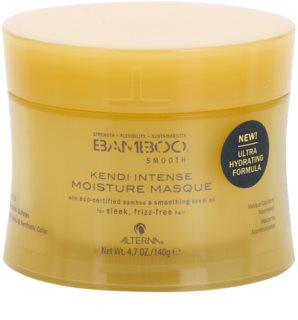 Alterna Bamboo Smooth Kendi Intense Moisture Masque for Strong, Sleek, Frizz-Free Hair