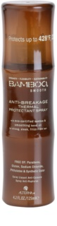 Alterna Bamboo Smooth Anti-Breakage Thermal Protectant Spray for Brittle and Stressed Hair
