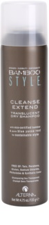 Alterna Bamboo Style Dry Shampoo without Sulfates and Parabens