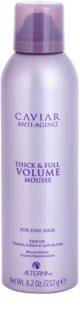 Alterna Caviar Style Volume mousse cheveux pour donner du volume