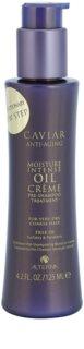 Alterna Caviar Moisture Intense Oil Creme pred-šampónová starostlivosť pre veľmi suché vlasy