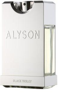 Alyson Oldoini Black Violet Eau de Parfum voor Vrouwen  100 ml