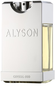 Alyson Oldoini Crystal Oud Eau de Parfum voor Mannen 100 ml