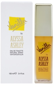 Alyssa Ashley Vanilla eau de toilette para mujer 100 ml