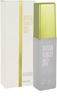 Alyssa Ashley Ashley White Musk Eau de Toilette für Damen