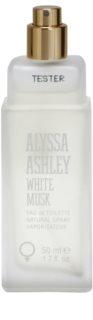 Alyssa Ashley Ashley White Musk toaletná voda tester pre ženy 50 ml