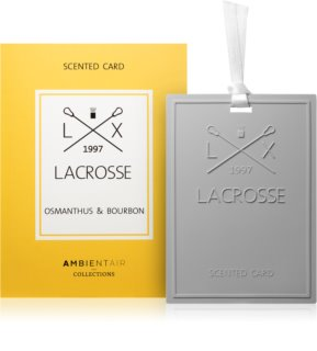 Ambientair Lacrosse Osmanthus & Bourbon oсвіжувач білизни