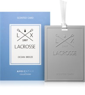 Ambientair Lacrosse Ocean Breeze  ambientador para guarda-roupa