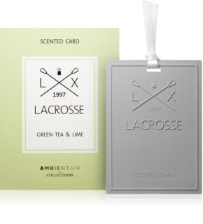 Ambientair Lacrosse Green Tea & Lime Wardrobe Air Freshener
