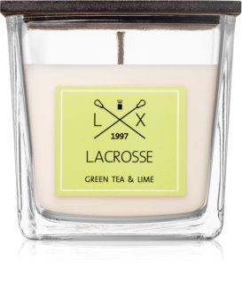 Ambientair Lacrosse Green Tea & Lime Geurkaars 200 gr