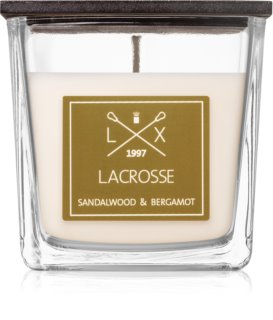 Ambientair Lacrosse Sandalwood & Bergamot ароматна свещ