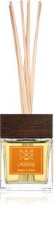 Ambientair Lacrosse Vanilla & Wood aroma difusor com recarga