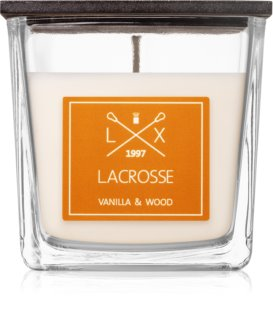 Ambientair Lacrosse Vanilla & Wood ароматна свещ