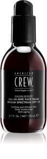 American Crew Shave & Beard ALL-IN-ONE Face Balm Broad Spectrum SPF 15 balsam după bărbierit SPF 15