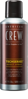 American Crew Techseries spray preparatore volumizzante