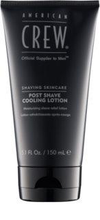 American Crew Shaving зволожуюче та заспокоююче молочко для гоління