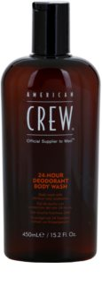 American Crew 24 Hour izzadásgátló hatású tusfürdő gél 24h