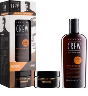 American Crew Classic coffret cosmétique III.