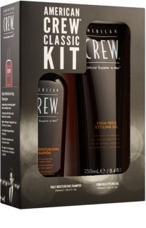 American Crew Classic kit di cosmetici IV.