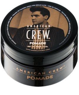 American Crew Classic pomada fixação média