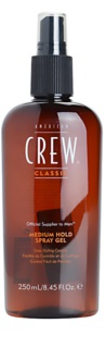 American Crew Classic Medium Hold Spray Gel