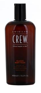 American Crew Classic żel pod prysznic do codziennego użytku