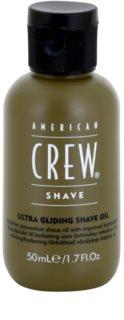 American Crew Shaving olio per rasatura contro irritazioni e prurito