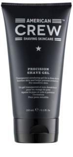 American Crew Shaving gel de barbear para pele sensível