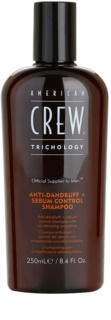 American Crew Trichology шампунь проти лупи для регуляції секреції шкірних залоз