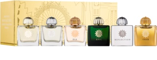 Amouage Miniatures Bottles Collection Women dárková sada IV. Ubar, Dia, Ciel, Reflection, Epic, Beloved