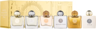 Amouage Miniatures Bottles Collection Women darčeková sada IX. Gold, Dia, Ciel, Reflection, Beloved, Ubar