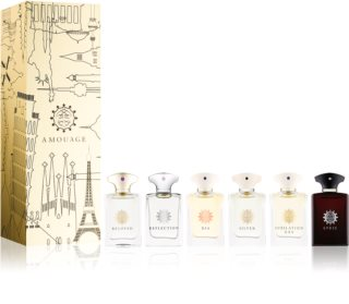 Amouage Miniatures Bottles Collection Men coffret X. para homens