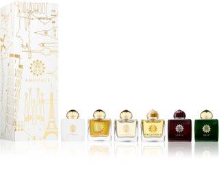 Amouage Miniatures Bottles Collection Women darilni set XII.