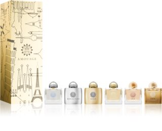 Amouage Miniatures Bottles Collection Women Gift Set for Women
