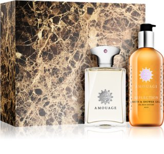 Amouage Reflection lote de regalo I.