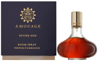 Amouage Divine Oud spray para o lar 100 ml
