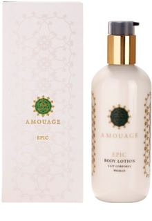 Amouage Epic leche corporal para mujer 300 ml