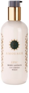 Amouage Epic Body lotion für Damen 300 ml