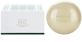 Amouage Epic parfémované mydlo pre ženy 150 g