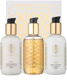 Amouage Gold Gift Set  III.