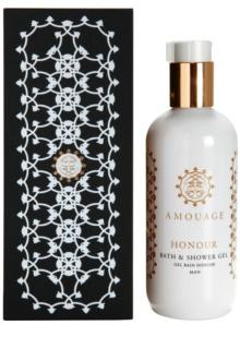 Amouage Honour sprchový gél pre mužov 300 ml