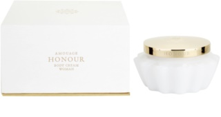 Amouage Honour crema corpo per donna 200 ml