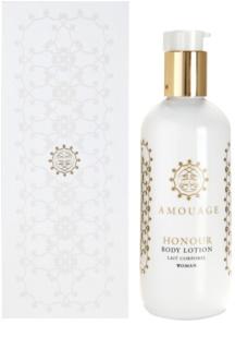 Amouage Honour testápoló tej nőknek 300 ml