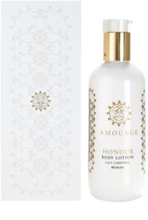 Amouage Honour Körperlotion für Damen 300 ml