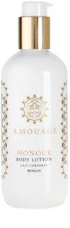 Amouage Honour mleczko do ciała dla kobiet 300 ml