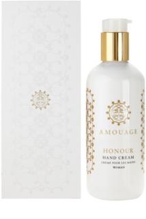 Amouage Honour krém na ruky pre ženy 300 ml