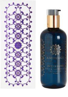 Amouage Interlude sprchový gél pre ženy 300 ml