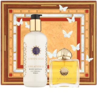 Amouage Jubilation 25 Woman lote de regalo I.