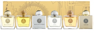 Amouage Miniatures Bottles Collection Women lote de regalo II. Gold, Dia, Ciel, Reflection, Jubilation 25, Beloved
